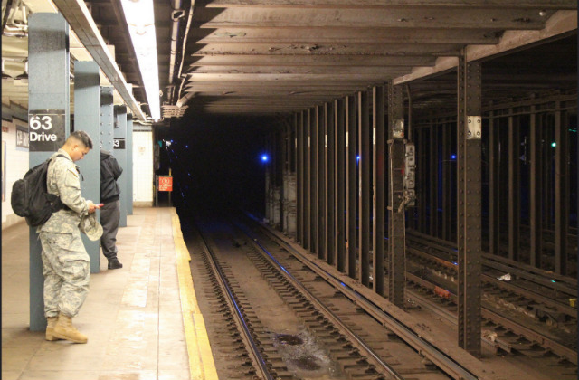 NYPD: Man Riding Between Subway Cars Fatally Struck After Fall