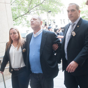 Photos: Harvey Weinstein Charged With Rape, Criminal Sexual Act
