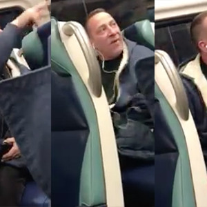 LIRR Rider Who Launched Racist Tirade Now Charged With Hate Crime
