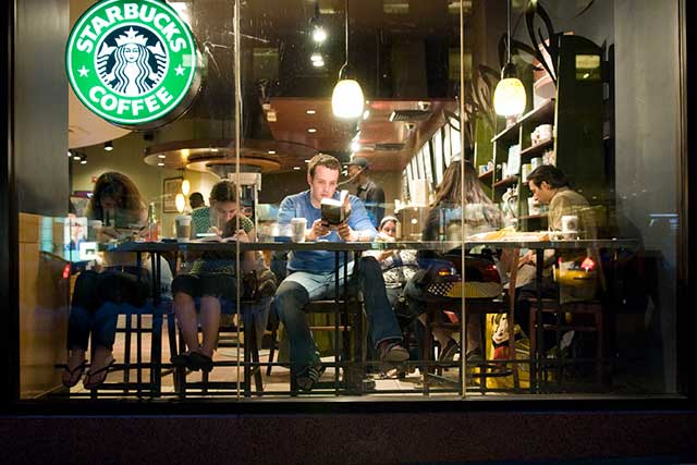 Starbucks Will Let People Sit Inside Stores And Use Restrooms Without Purchasing Anything