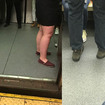 The MTA Is Testing Out A Radically Different Subway Train Flooring