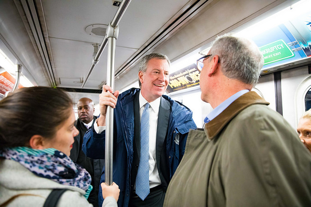 You Can't Unsee These Top Secret Emails From De Blasio Crying About Press Coverage