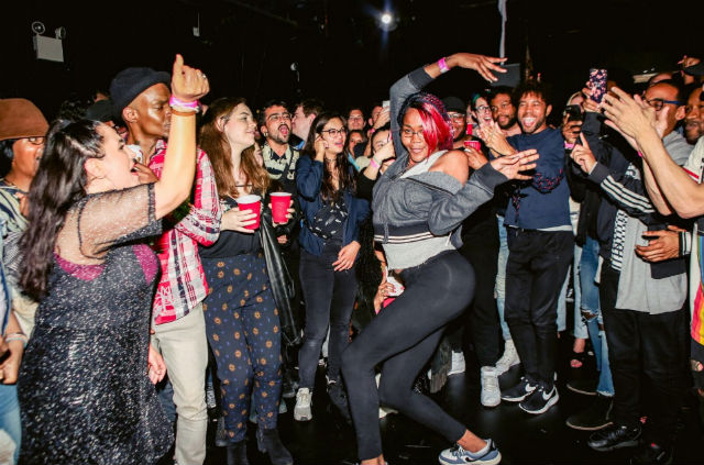 This Weekend: Fight Mass Incarceration And Dance All Night