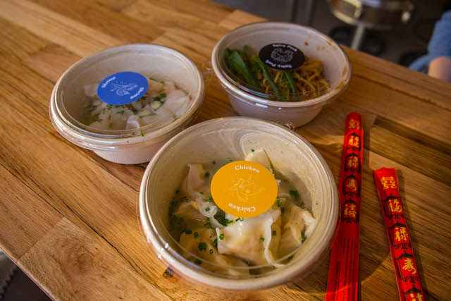 Get Dumpling Bowls & Pickle Ice Cream At UWS's New Lucky Pickle