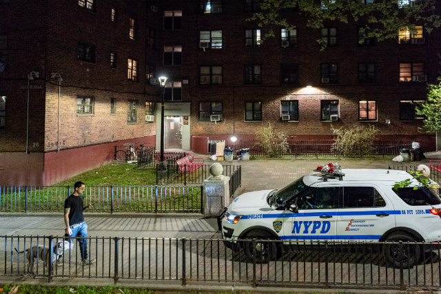 Do NYCHA's $80 Million Crime-Reducing Lights Actually Reduce Crime?