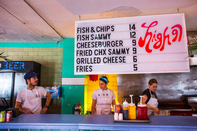 Your Complete Summer Guide To Rockaway Beach Food 2018