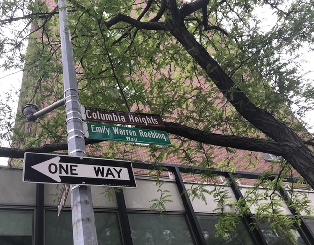 Finally, Emily Roebling Gets A Street Named After Her