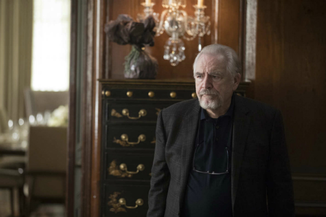 HBO's 'Succession' Star Brian Cox Thinks Entitlement & Nepotism Are Destroying America