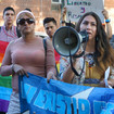 LGBTQ Activists Rally In Jackson Heights Following Recent Attacks