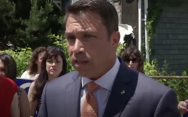 Congressional Candidate Michael Grimm Compares Migrant Children Separated From Families To Daycare