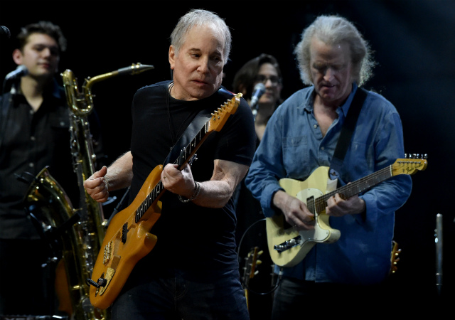 Paul Simon Will Play His Final Show Ever At Flushing Meadows Corona Park In Queens