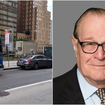 SEE IT: MTA Board Member Parks Illegally After Blocking Bus With Benz