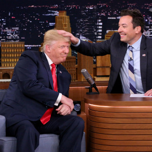 Fallon Donates To RAICES In Trump's Name After President Tells Him To 'Be A Man!'