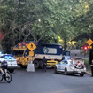 Central Park Cyclist Injured In Crash With Garbage Truck Driver Two Days After Car Ban