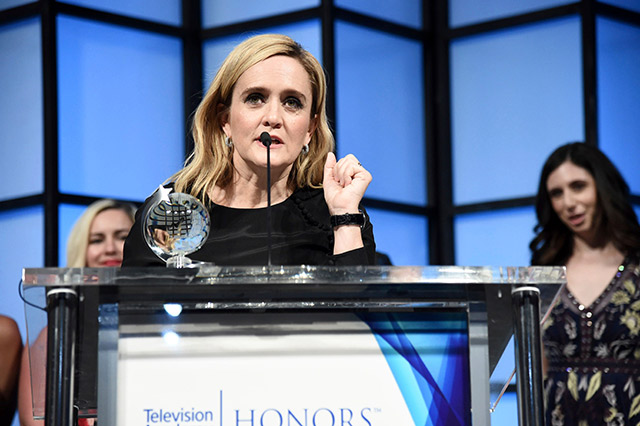 Donald Trump Is Trying To Crush Samantha Bee With His Feckless Cant