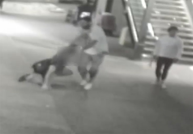 NYPD: Man Viciously Beaten After Refusing To Give Money To Stranger