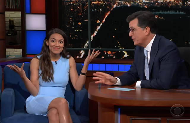 Video: Alexandria Ocasio-Cortez Doesn't Think Trump 'Knows How To Deal With A Girl From The Bronx'