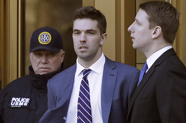 Fyre Fest Scammer Billy McFarland's Bail Revoked: 'There's A Serious Risk Of Flight'