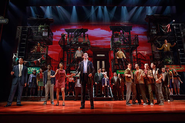 Banner-Waving Trump Supporter Interrupts 'A Bronx Tale: The Musical,' Co-Directed By Robert De Niro