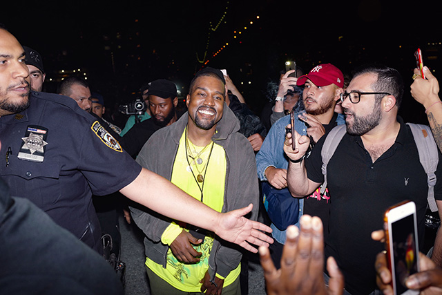 Kanye West Has a Responsibility Problem: Rebel Commentary