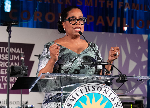 Commentary: Oprah Doesn't Owe Us Anything--Because She's Given Us Enough