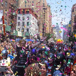 88 Photos Of Millions Making NYC Pride March An All-Day Party