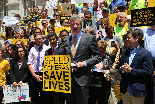 NY State Senate Refused To Extend NYC's School Zone Speed Camera Program