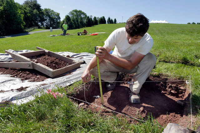 Archeologists Dig Up Woodstock Festival Site
