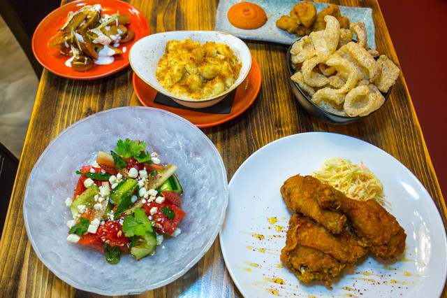 Mott Haven's New Beatstro Restaurant Pays Homage To Hip Hop's Early Days