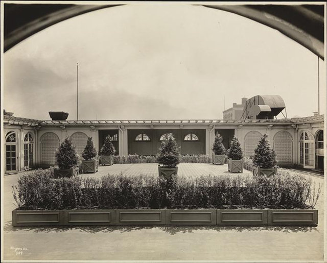 This Is What Employee Amenities Looked Like In 1919, At Lord & Taylor's 5th Ave Flagship