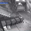 Terrifying Video Shows Garbage Truck Driver Plowing Through Parked Cars Onto Sidewalk