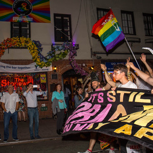 Photos: Drag March Kicks Off Pride Weekend In Style