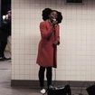 Video: One Woman Singing Michael Jackson Sparks Spontaneous Subway Sing-A-Long