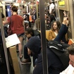 Is This Woman Violating Subway Etiquette Or Living Her Damn Life The Way We All Wish We Could?