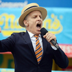 Hot Dog Eating Contest Emcee George Shea: 'It's Like Physical Poetry To Me'