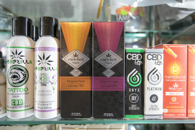 An Introduction To The Soothing World Of CBD