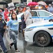 Multiple Arrests During Immigration Protests Outside Jamie Dimon's UES Home