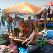 Photos: Chaotic Weirdness Wins The 2018 Battle For Mau Mau Island