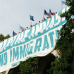 White Supremacists Unfurl Anti-Immigration Banner In Fort Tryon Park