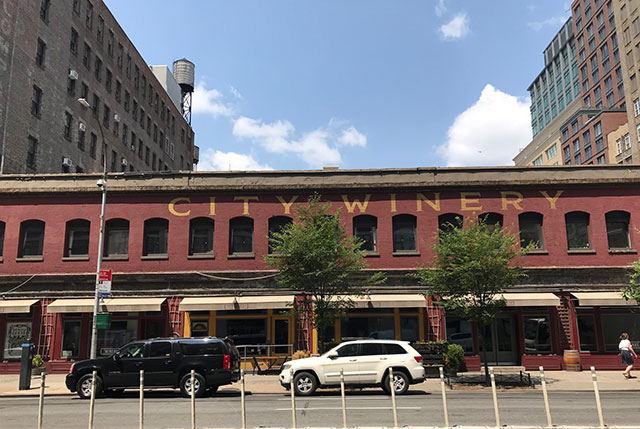 City Winery To Leave Flagship SoHo Location In 2020, With Disney Set To Demolish Block For New Complex