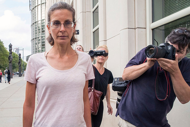 Seagram Heiress Pleads Guilty In Nxivm Case