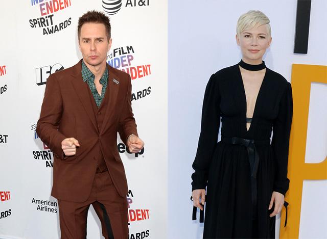 Sam Rockwell, Michelle Williams Set For Lin-Manuel Miranda's Bob Fosse-Gwen Verdon FX Series