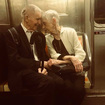 Photo of Elderly 'Subway Romantics' Goes Viral, But They Are 'HATING The Publicity'