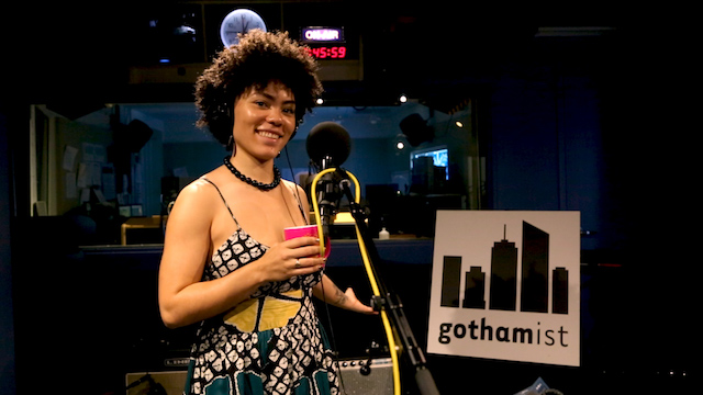 Live From Gothamist House: Madison McFerrin