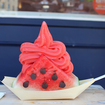 Dominique Ansel's Watermelon Soft Serve Served In A Watermelon IS BACK