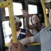 Racist Bus Rider Tells Woman In Headscarf: 'ICE Is Here For You!'