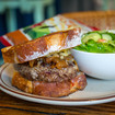 NYC's Best New Burger (Among Other Delights) Is At Brooklyn's Madcap Cafe