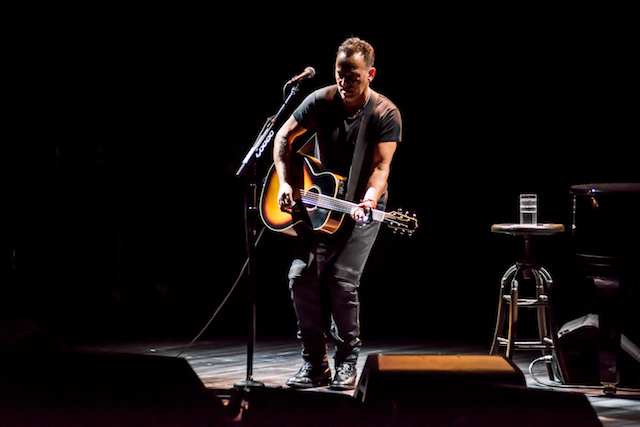 'Springsteen On Broadway' Is Coming To Netflix