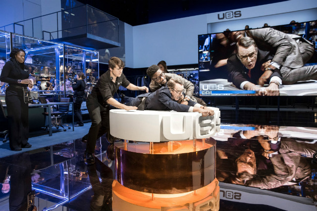 'Network' Adaptation Starring Bryan Cranston Coming To Broadway