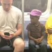 Whoa, Video Shows That Nice Things Can Happen On The Subway, Too